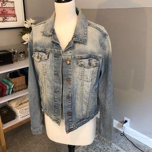 Old Navy Light-Wash Denim Jacket